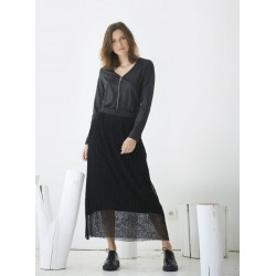 Robe  WORKING LIFE noire